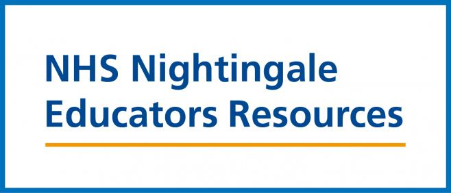 NHS Nightingale Education Resources
