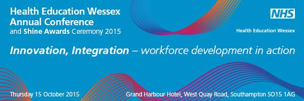 Wessex Annual Conference and Shine Awards 2015